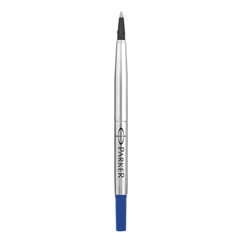 Refill for Parker Rollerball Pens - blue with Medium Point